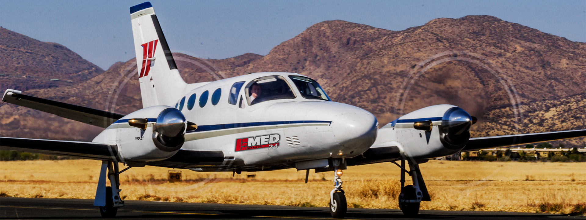 Fully Medically Equipped Air Ambulance Services