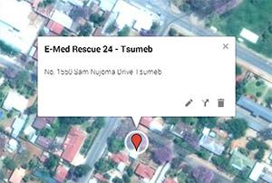 Tsumeb Branch